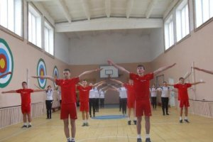 День спорту на Львівщині