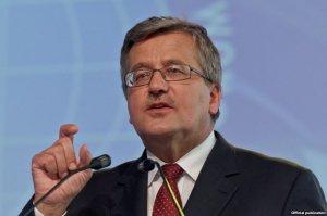 Президент Польщі: Майбутнє безпеки Польщі залежить від долі України