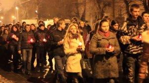 У Львові мовчазною ходою вшанують пам'ять загиблих у Другій світовій війні