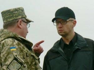 Місія Fearless Guardian - це нова тактика, нова техніка і новий дух української армії - Арсеній Яценюк на Яворівському полігоні