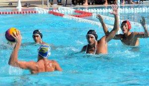 Сьогодні у Львові стартує останній тур чемпіонату України з водного поло