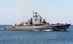 Держприкордонслужба України спільно з ВМС припинили провокаційні дії з боку бойового корабля Росії