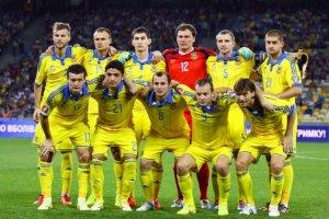 Збірна України з футболу запрошує уболівальників на відкрите тренування