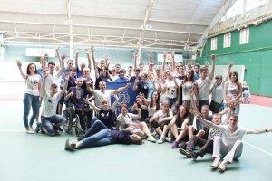 У Львові завершилися рекреаційно-спортивні ігри для осіб з інвалідністю «Крок до Олімпу»