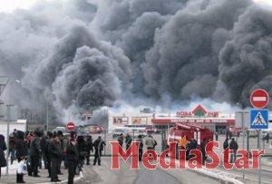 Яценюк доручив провести всеукраїнські навчання з пожежогасіння