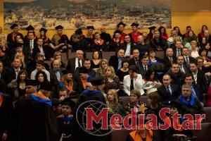 Двадцятий – ювілейний випуск своїх вихованців відзначив Львівський регіональний інститут державного управління (фото)