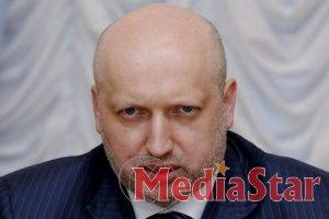 Турчинов: партнери не дають Україні зброю, оскільки бояться Росію