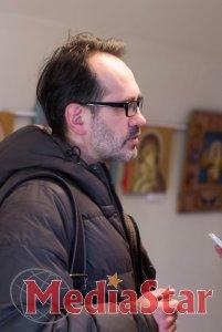 Костянтин Маркович, викладач кафедри сакрального мистецтва Львівської академії мистецтв