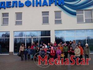 Понад півтори тисячі осіб безкоштовно відвідали дельфінарій у Трускавці