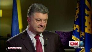 Порошенко закликав вітчизнянні телеканали більше говорити українською