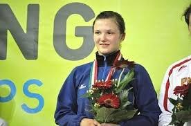 Представниця Львівщини Тетяна Кіт - володарка «золота» молодіжного чемпіонату Європи з вільної боротьби