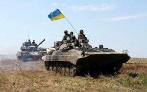 """Доба в АТО: Бойовики били з """"Градів"""", 5 військових ЗСУ поранені"""
