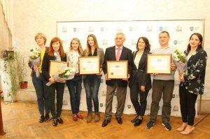 У Львові відзначили переможців загальноміського конкурсу на найгарніше заквітчані підвіконня, літній майданчик, балкон міста