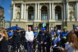 З понеділка у Львові працюватиме велопатруль
