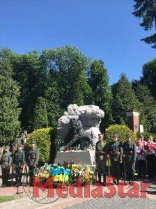 У Львові відзначили 102-у річницю з дня смерті Івана Франка
