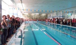 В Трускавці відбулося спортивне свято «Я вмію плавати!»