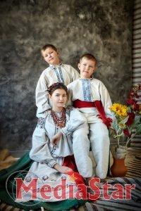 У Львівському Палаці мистецтв відкриється фотовиставка із дітьми учасників АТО, одягнених в автентичний народний стрій