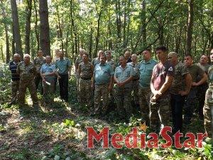 У Рава-Руському лісгоспі проведено семінар на тему «Вихання соснових насаджень»