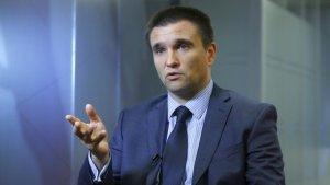 Клімкін розповів, як слід реагувати на провокації РФ в Азовському морі