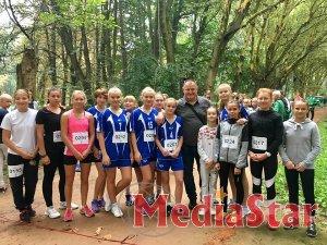 Початок всеукраїнської акції «Олімпійський урок» у Львівському училищі фізичної культури відзначено легкоатлетичним кросом