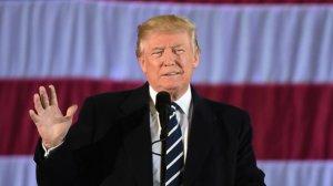 Трамп прокоментував збиття російського Іл-20 в Сирії