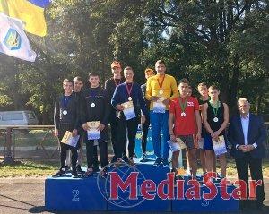 З нагоди початку Юнацької Оліміпади-2018 проведено змагання у Львівському училищі фізичної культури