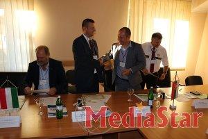Закарпатській митники взяли участь в міжнародній конференції – обговорювали проблеми інтелектуальної власності