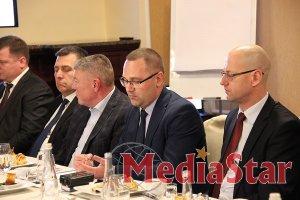 Керівники фіскальних органів Закарпаття взяли участь в засіданні клубу «Z–20»