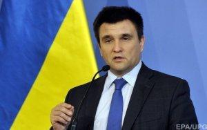 Клімкін: РФ хоче захопити територію від Маріуполя до Придністров'я