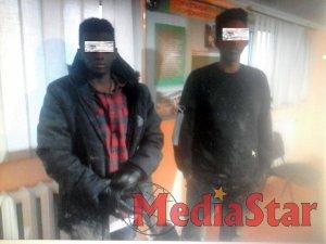 Двох сомалійців затримали прикордонники на кордоні з Угорщиною