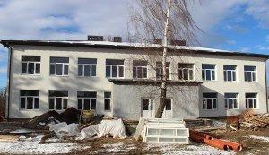 У Чукв'янській ОТГ триває реконструкція дитсадочка