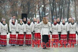 Керівництво органів ДФС Закарпаття долучилося до святкування Дня Соборності України