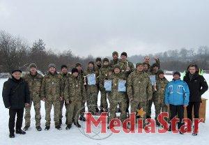 На Львівщині пройшов І-й Чемпіонат Повітряних сил Збройних Сил України із зимового військового біатлону