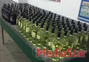 Працівники Львівської митниці ДФС виявили «шанувальника» вина та жіночого взуття
