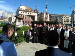 З нагоди Дня міста у Львові відбудеться екуменічна молитва за місто та його мешканців