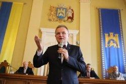 «Львів — це місто, яке завжди дає шанс», — А. Садовий