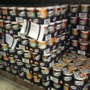 Упродовж останніх днів працівники Львівської митниці ДФС вилучили понад три тонни товарів – предметів митних правопорушень