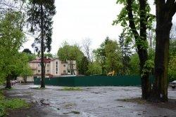 За допущення руйнування пам'ятки у Стрийському парку керівник департаменту містобудування отримає догану