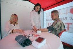 У Львові стартувала акція з вимірювання артеріального тиску