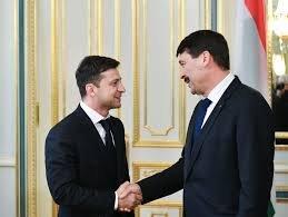 Президент Угорщини назвав обнадійливими переговори із Зеленським