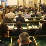Обласна рада внесла зміни до бюджету