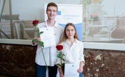 Львівський учень представлятиме Україну на Міжнародних молодіжних дебатах у Будапешті