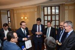 Заступник мера Львова зустрівся з депутатами Німецького Бундестагу