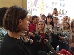 «Робота міської ради здійснюється у звичному режимі», — Г. Пайонкевич