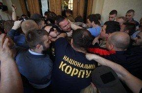 Керівника департаменту «Адміністрація міського голови» госпіталізували після побиття псевдоактивістами