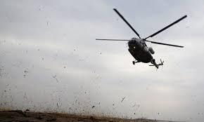 На Рівненщині впав вертоліт Сухопутних військ, екіпаж загинув