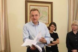 Міський голова Львова Андрій Садовий прокоментував вимоги псевдоактивістів