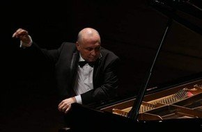 Львів'ян запрошують на виступ всесвітньо відомого піаніста Бориса Блоха