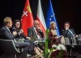 Андрій Садовий у Гданську долучився до святкування 30-річчя демократичних виборів у Польщі