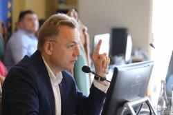 «З'єднати мікрорайон Левандівка і Рясне — це пріоритет для міста», — Андрій Садовий